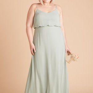 Birdy Grey Gwennie Bridesmaid Dress 3X Sage